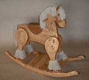 Big Clyde Rocking Horse